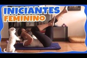 Exercícios em casa para iniciantes: FEMININO