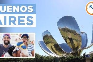 SAÚDE NA ROTINA NA ARGENTINA (ou Nossa viagem para Buenos Aires) | Saúde na Rotina